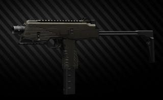 B&T MP9 9x19 géppisztoly