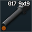 Базовый ствол для Glock 17 9x19