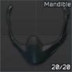 Caiman Ballistic Guard Mandible