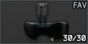 Caiman Fixed Arm Visor