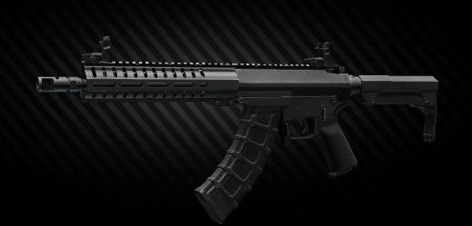 CMMG Mk47 Mutant 7.62x39 assault rifle
