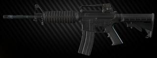Colt M4A1 5.56x45 assault rifle
