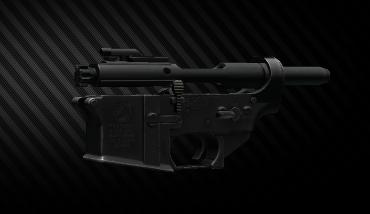 Colt M4A1 5.56x45 Taarruz tüfeği