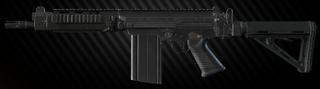 DS Arms SA-58 7.62x51 assault rifle