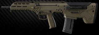 Desert Tech MDR 5.56x45 assault rifle