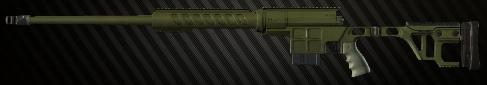 """DVL-10 """"破坏者"""" 7.62x51 狙击步枪"""