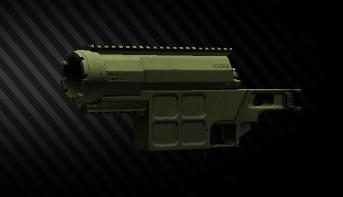 DVL-10 Saboteur sniper rifle