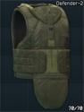 FORT Defender-2 护甲