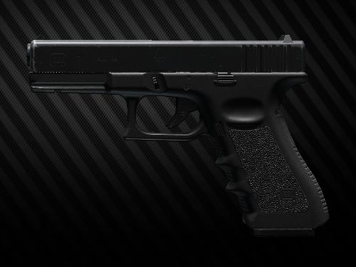 GLOCK 17 9x19手枪