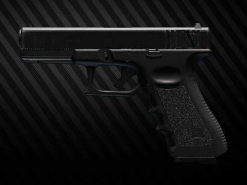 GLOCK 18C 9 x 19 Pistole