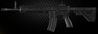 HK 416A5 5,56x45 gépkarabély