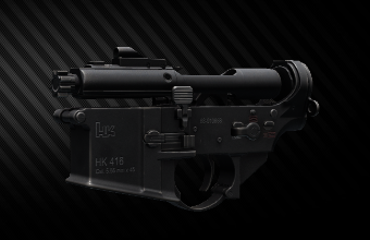 HK 416A5 5.56x45 Assault Rifle