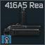 HK 416A5 Katlanabilir Ön Nişangah
