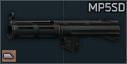MP5SD upper receiver