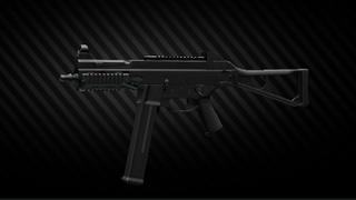 HK UMP 45 Maschinenpistole