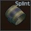 Immobilizing splint