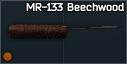 MP-133 beechwood forestock
