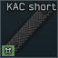 URX 3/3.1 için KAC kısa panel