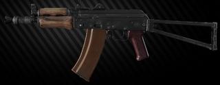 Kalashnikov AKS-74U 5,45x39