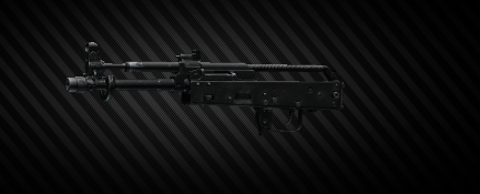Kalashnikov AKS-74U 5.45x39