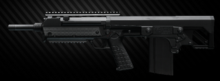Kel-Tec RFB 7.62x51 carbine