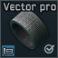 KRISS Vector .45 ACP dişli koruma kapağı