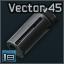 KRISS Vector .45 ACP flash hider