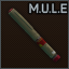 M.U.L.E. stimulant injector