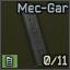 Mec-Gar .45 ACP 11-round magazine for M1911A1