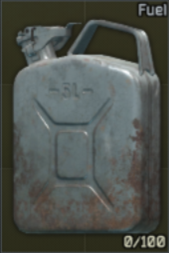 Metal fuel tank (0/100)