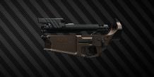 Mk-18 .338 LM marksman rifle