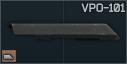 Molot VPO-101 toz kapağı