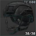 MSA Gallet TC 800 High Cut 作战头盔