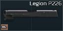 Corredera Sig Sauger Legion Full Size para P226 de 9x19 mm