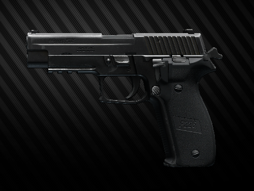 P226R 9x19手枪