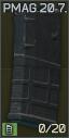 PMAG SR/LR GEN M3 20 7.62x51 20 rnd