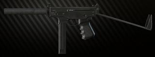 PP-91-01 Kedr-B 9x18PM géppisztoly
