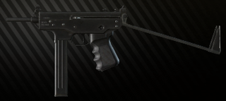 """PP-91 """"雪松"""" 9x18PM冲锋枪"""