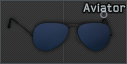雷硼 Aviator 眼镜