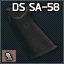 "Standard ""DS Arms"" Pistolengriff für SA-58"