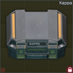 Secure container Kappa