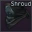 Shroud 半面巾