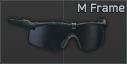 SI M Frame防护眼镜