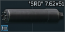 SIG Sauer SRD762Ti 7.62x51 sound suppressor