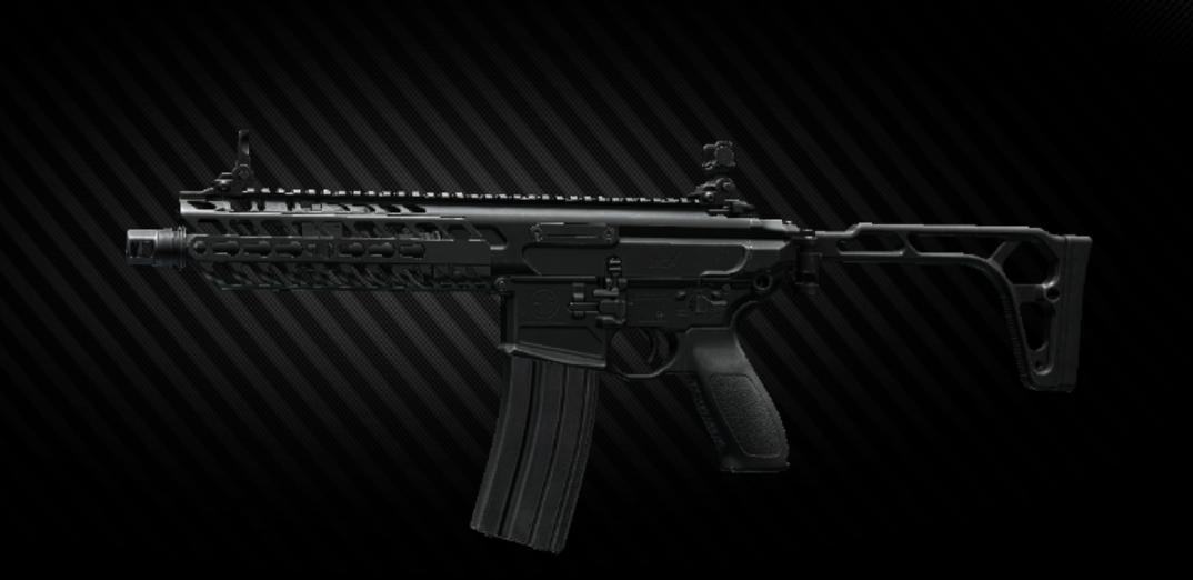SIG MCX .300 AAC Blackout Assault Rifle