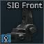 SIG MCX Katlanabilir Arpacık