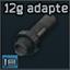 12ga pompalı tüfek için SilencerCo boğumlu dış namlu