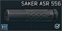 SilencerCo SAKER ASR 556 5.56x45 sound suppressor