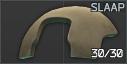 SLAAP防弹板(Tan)