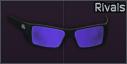 Twitch Rivals 2020 眼镜